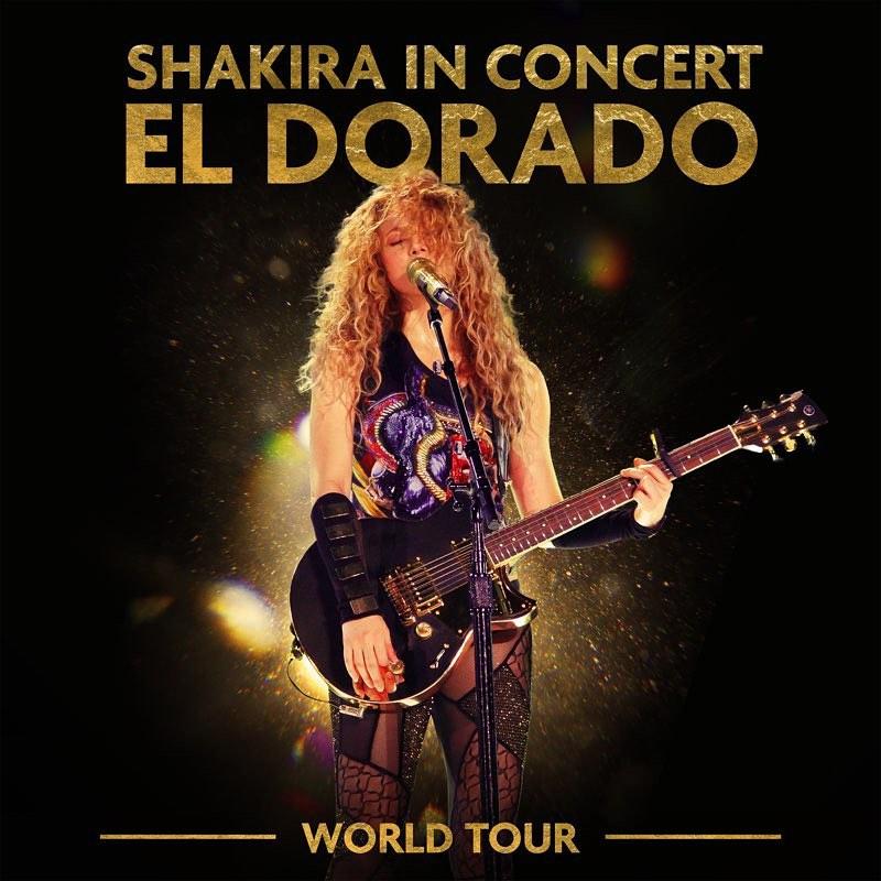 Shakira_ElDoradoWorldTour_Cover