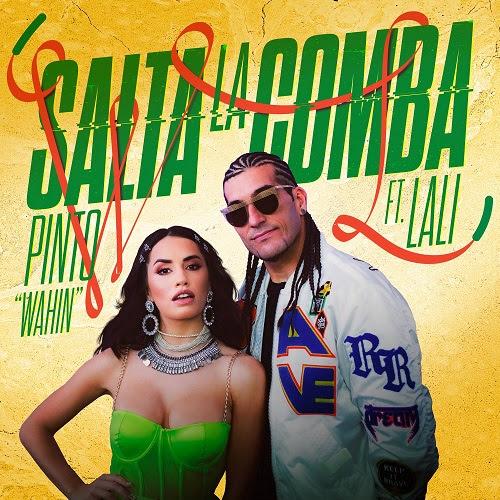 """PINTO """"WAHIN"""" lanzó junto a LALI su energético sencillo y video """"SALTA LA COMBA"""""""