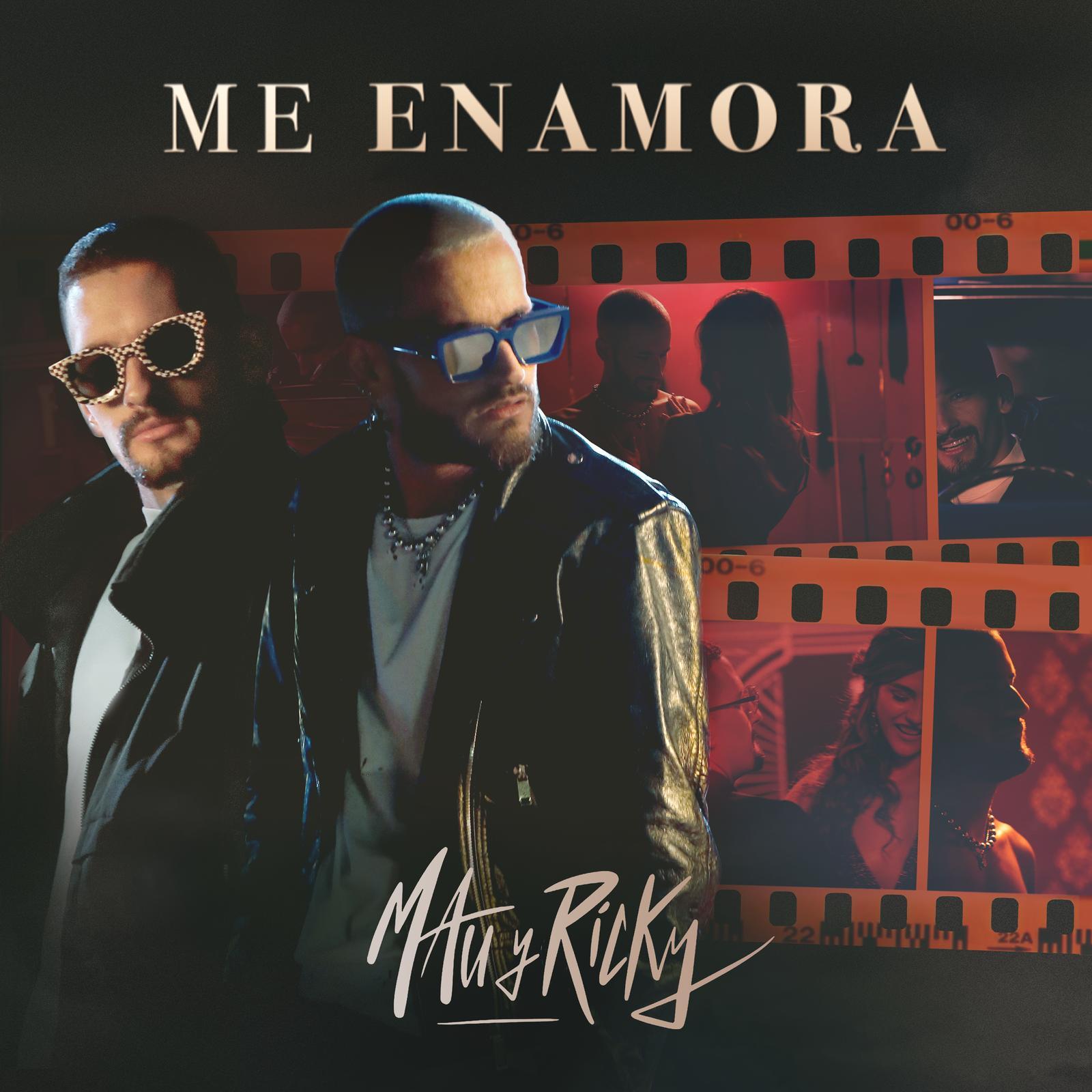 """MAU Y RICKY lanzan su nuevo sencillo """"ME ENAMORA"""""""