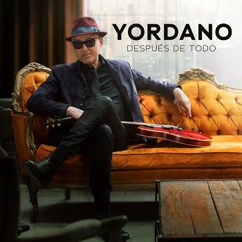 YORDANO  el legendario cantautor lanza su álbum inédito Después De Todo