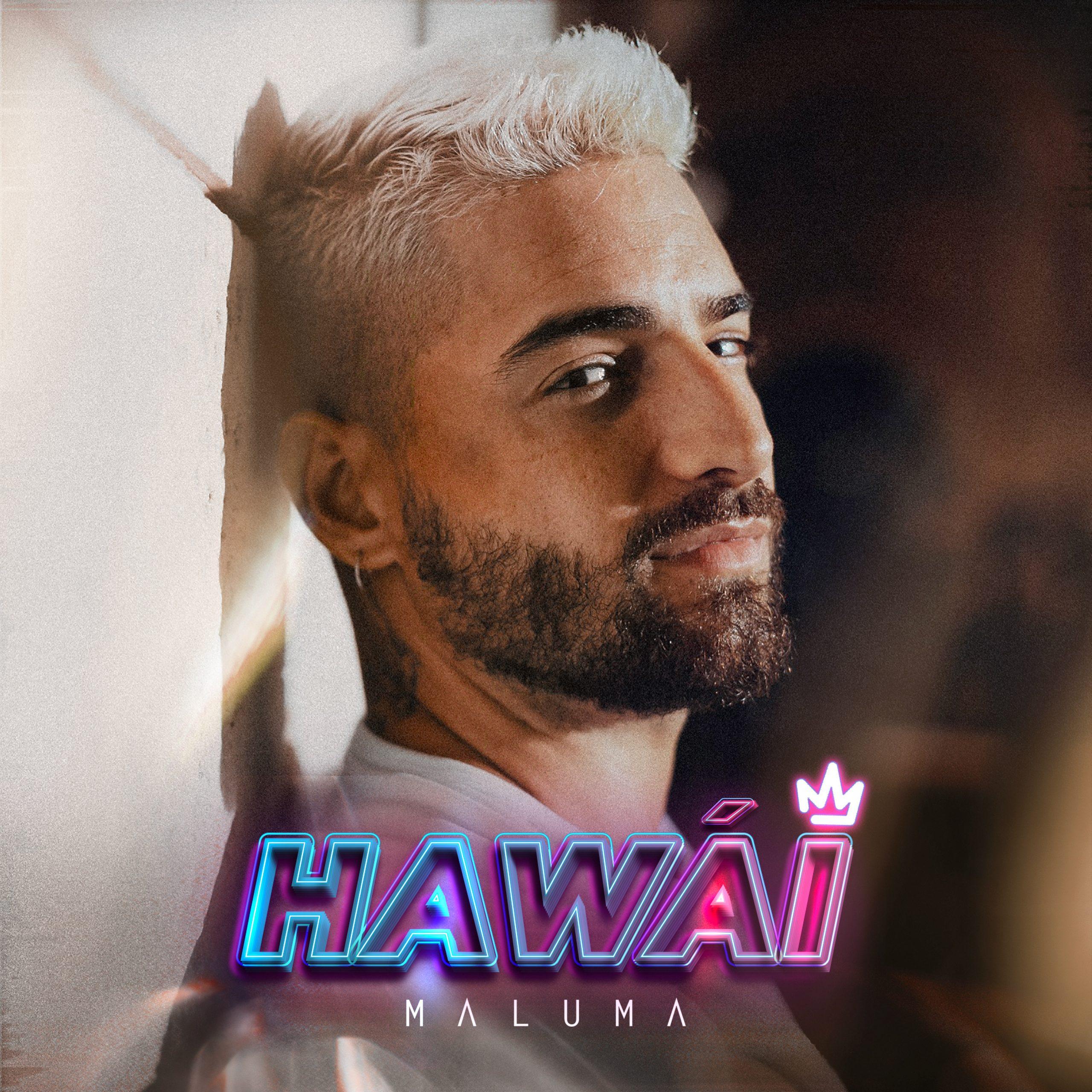 Maluma_Hawai_Cover