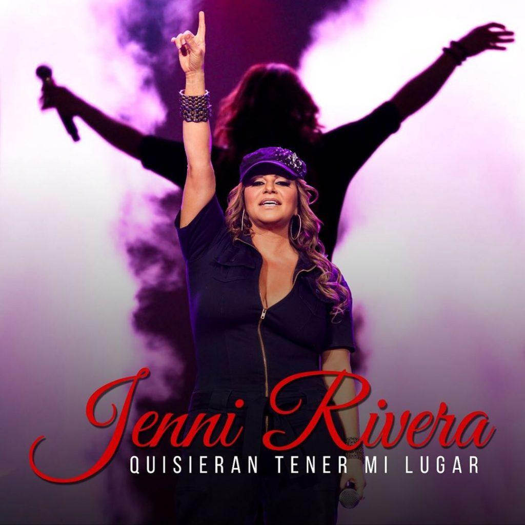 """""""QUISIERAN TENER MI LUGAR"""" el nuevo sencillo de  JENNI RIVERA"""