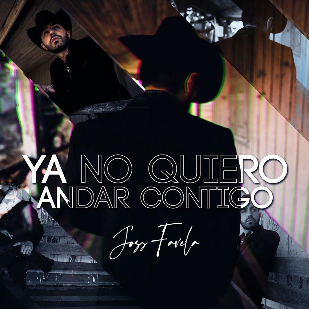 JossFavela_YaNoQuieroAndarContigo_Cover