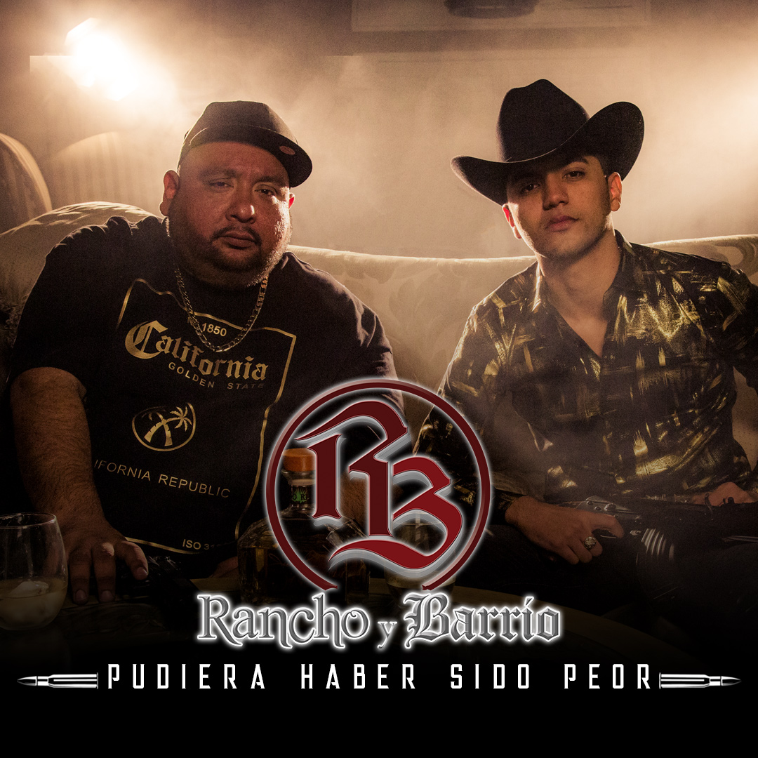 RanchoyBarrio_Pudierahabersidopeor_Cover