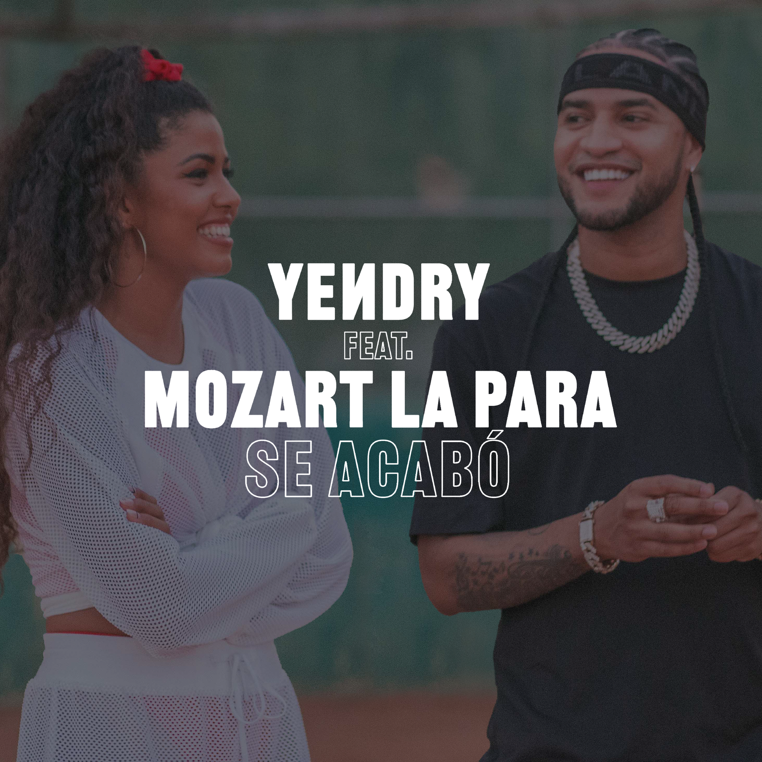 Yendry-SeAcabo-Cover