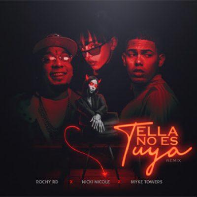 Ella No Es Tuya Remix