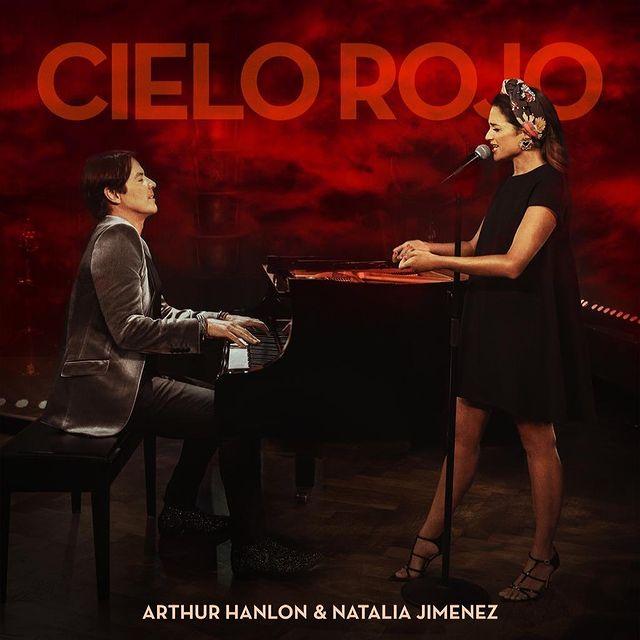 ArthurHanlon_CieloRojo_Cover
