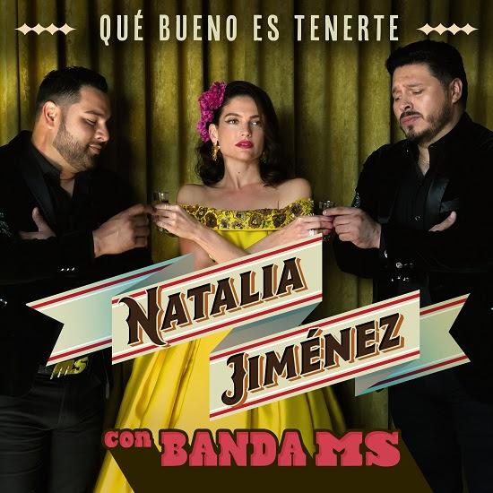 """NATALIA JIMÉNEZ estrena """"QUÉ BUENO ES TENERTE"""" primer sencillo de su nuevo álbum MÉXICO DE MI CORAZÓN II"""