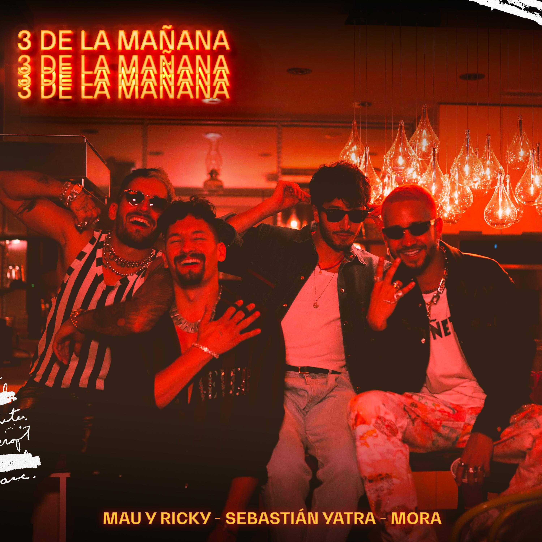 MR_3delamanana_Albumcover