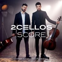 "2CELLOS RELEASE VIDEO FOR ICONIC MOVIE SCORE ""MOON RIVER"" FROM BREAKFAST AT TIFFANY'S  Accompanied By The London Symphony Orchestra  Album SCORE available March 17"