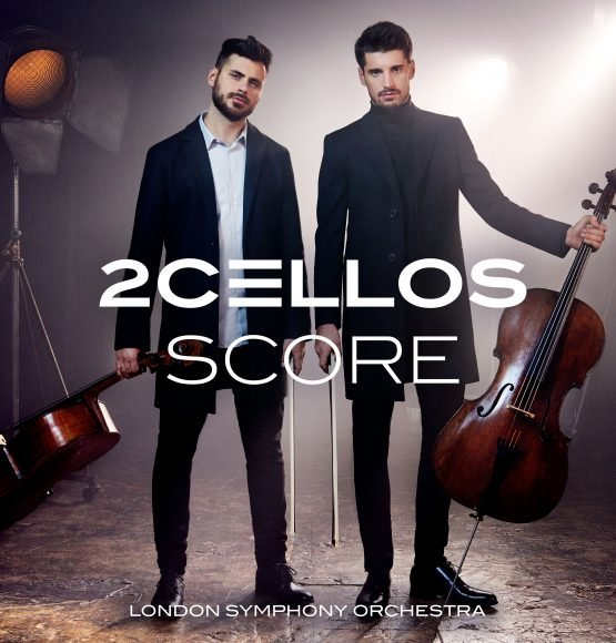 2CELLOS New Album SCORE Available Worldwide!