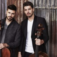 "[VIDEO PREMIERE] 2CELLOS CELEBRATE ENNIO MORRICONE'S 89TH BIRTHDAY WITH ""CINEMA PARADISO"" 