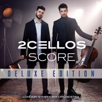 2CELLOS  RELEASE DELUXE EDITION OF SCORE     Set Includes CD/DVD Featuring New Album  Plus Live Concert Filmed at Sydney Opera House  Available August 25  Band On Tour Now through January 2018