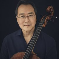 Join Yo-Yo Ma on Amazon Alexa