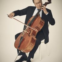 Watch Yo-Yo Ma Perform Bach: Cello Suite No. 3 in C Major, Bourrée I and II