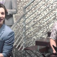 Collabro collaborates with Casey Breves on their new video, Make You Feel My Love!