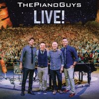 "THE PIANO GUYS RELEASE THEIR FIRST LIVE ALBUM ""The Piano Guys – Live"" Out Now!"
