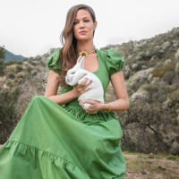 "Allison Pierce Debut Solo Album ""Year Of The Rabbit"" Is Out Now!"