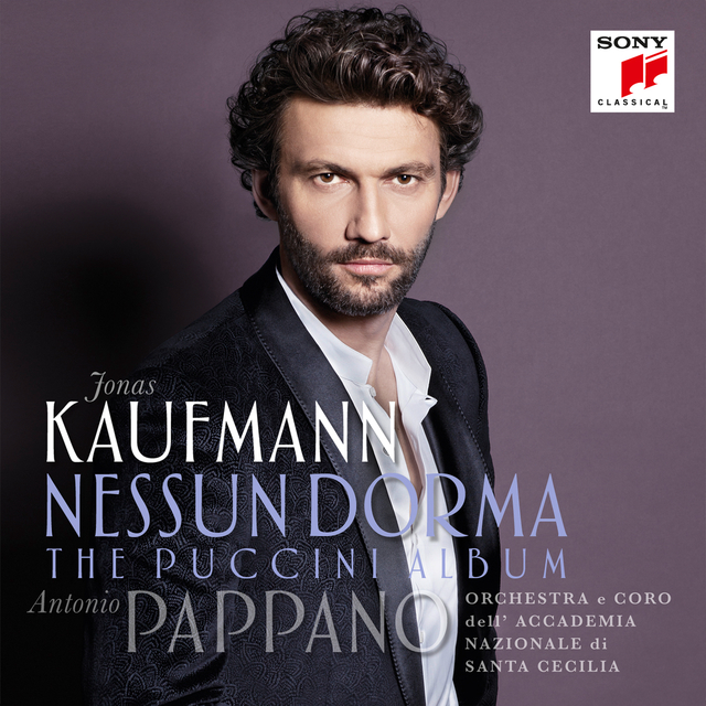 Jonas Kaufmann Delivers His Greatest Album Yet, 'Nessun Dorma: The Puccini Album' | Available Everywhere Today