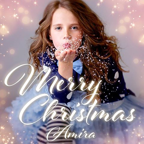 "Amira Willighagen's New Album ""Merry Christmas"" Available Today"