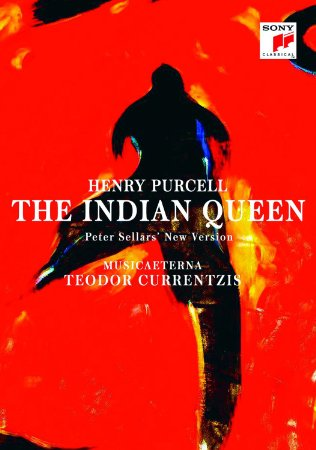 "New Teodor Currentzis Album & MusicAeterna ""Indian Queen"" BluRay DVD | Preorder Today"