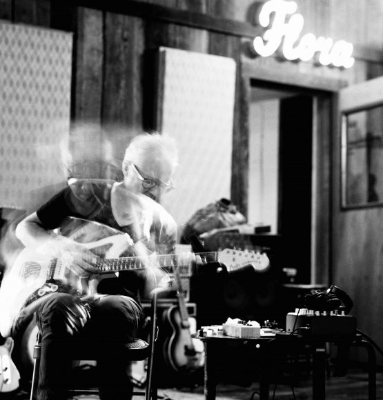 """BILL FRISELL RELEASES FIRST SOLO ALBUM IN 18 YEARS """"MUSIC IS"""""""