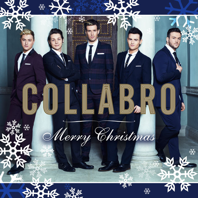 "Collabro Releases ""Merry Christmas"" Album 