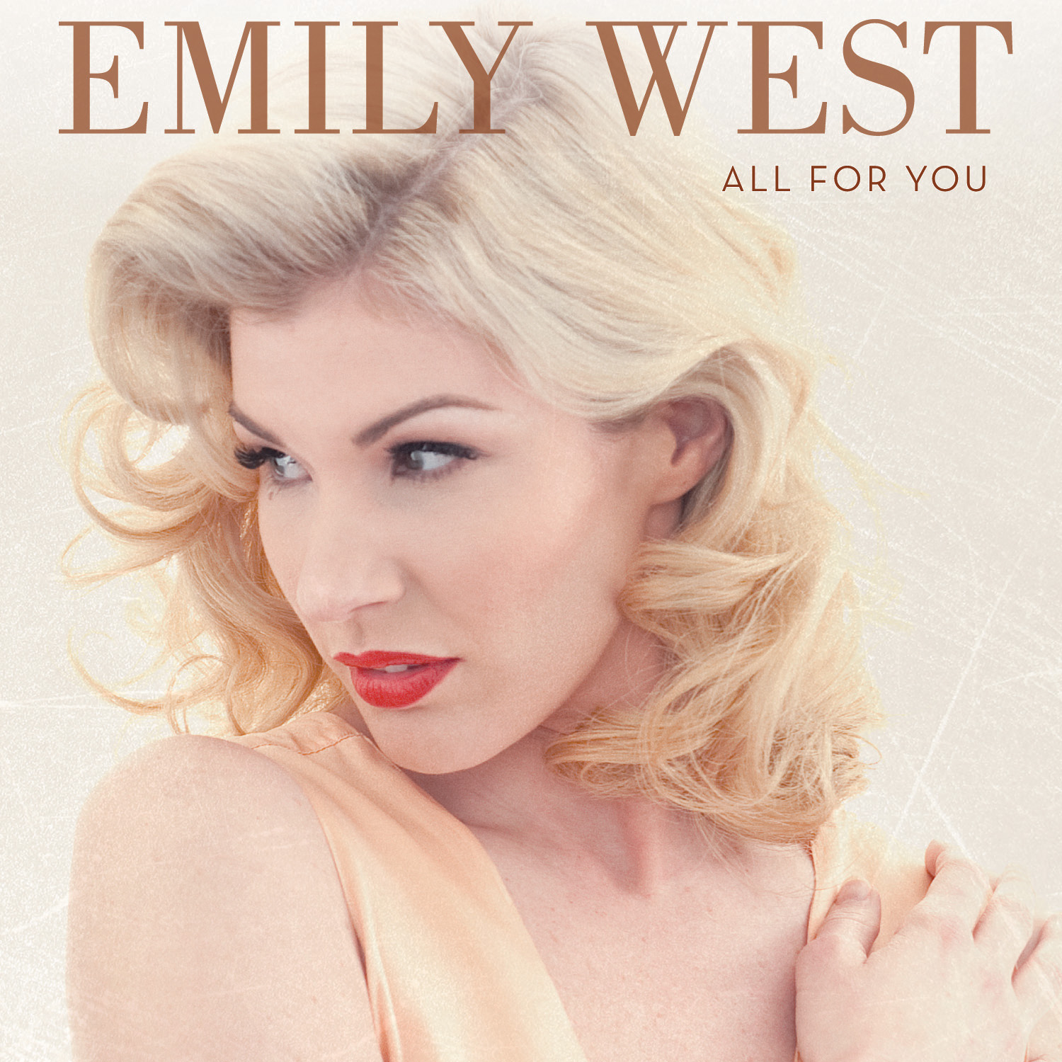 "America's Got Talent Finalist Emily West's Debut Album ""All For You"" Out Now!"