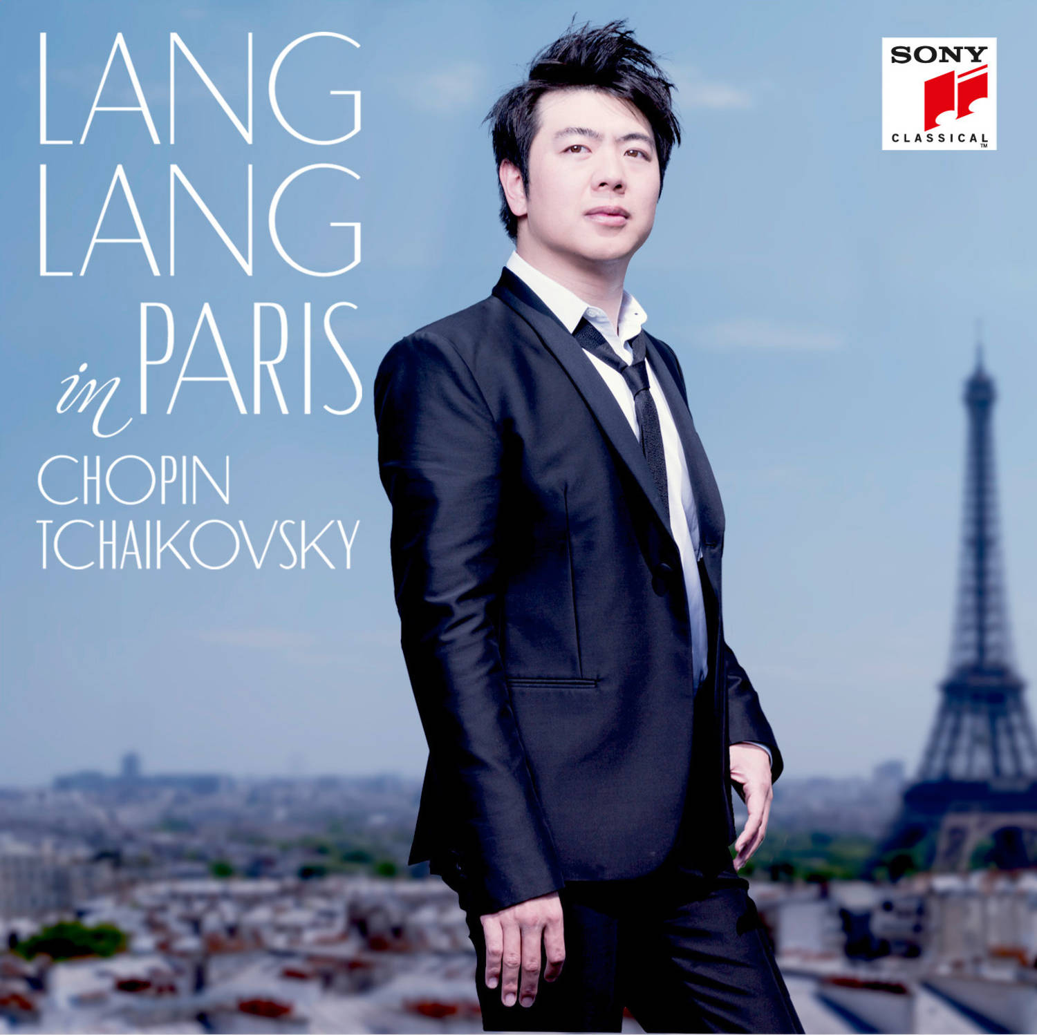 "World Famous Pianist Lang Lang's New CD ""Lang Lang in Paris"" Is Out Now!"