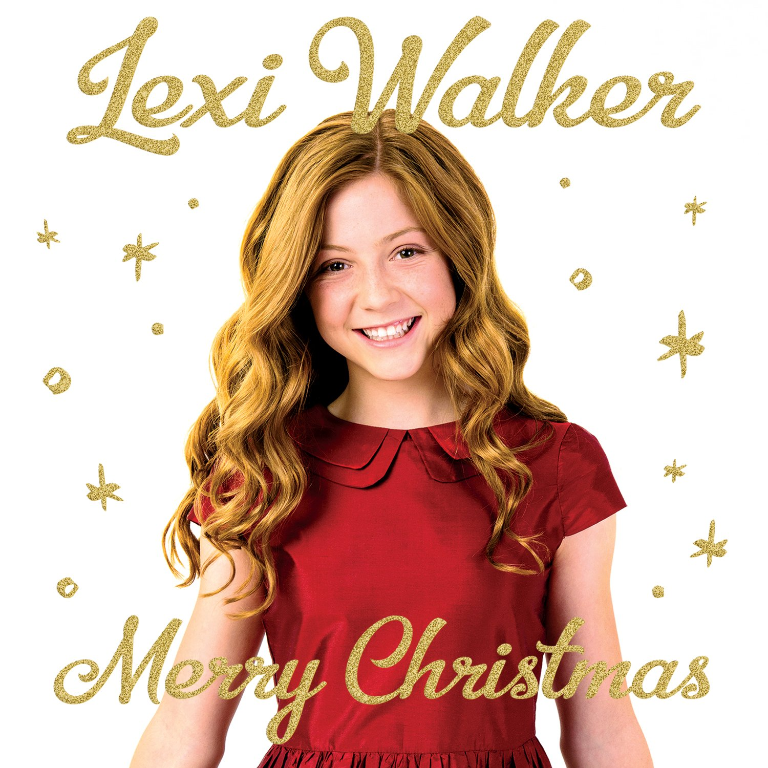 "Lexi Walker's Holiday Debut Album ""Merry Christmas"" Out Today"