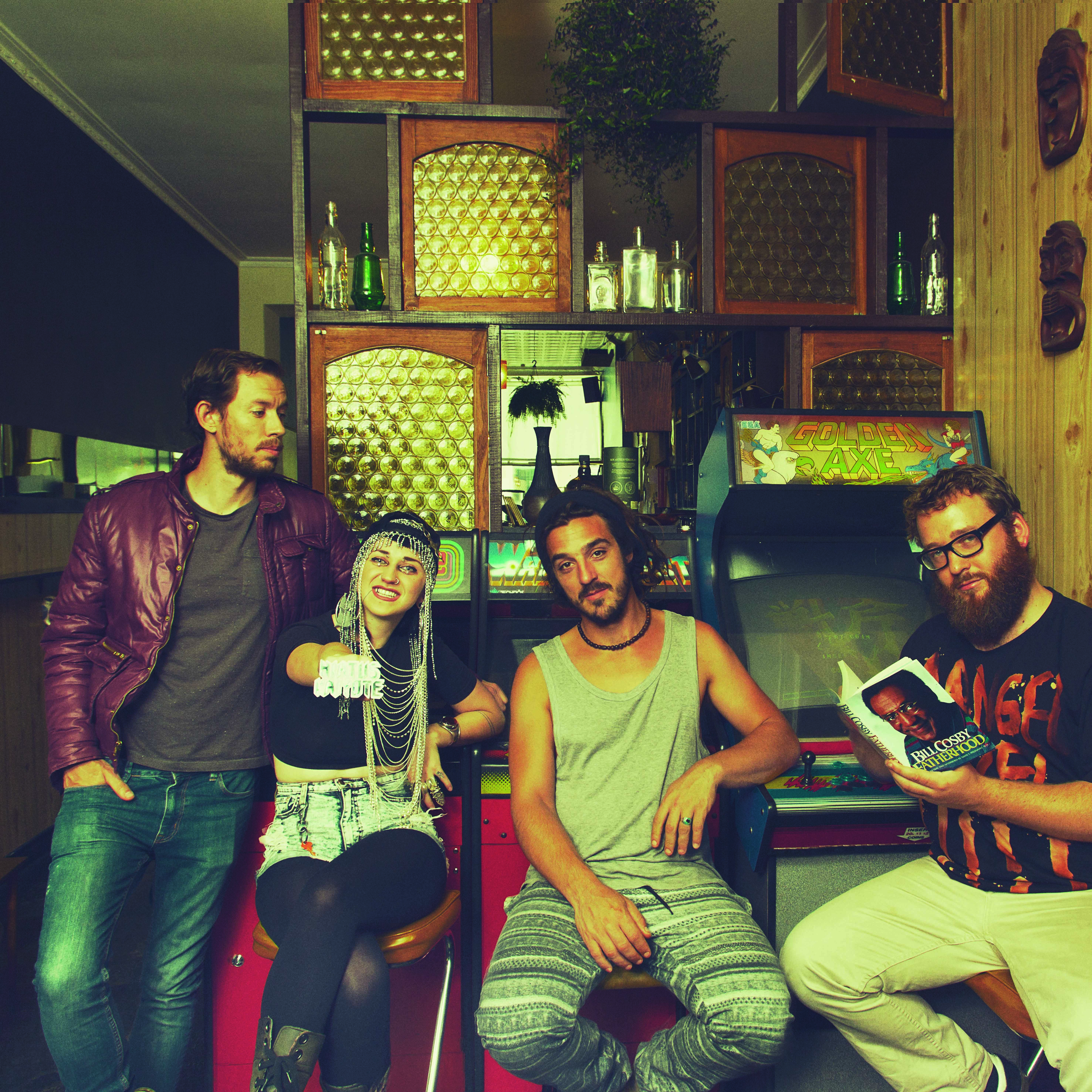 "CREATE YOUR OWN VIDEO FOR HIATUS KAIYOTE'S ""LAPUTA""! Image"