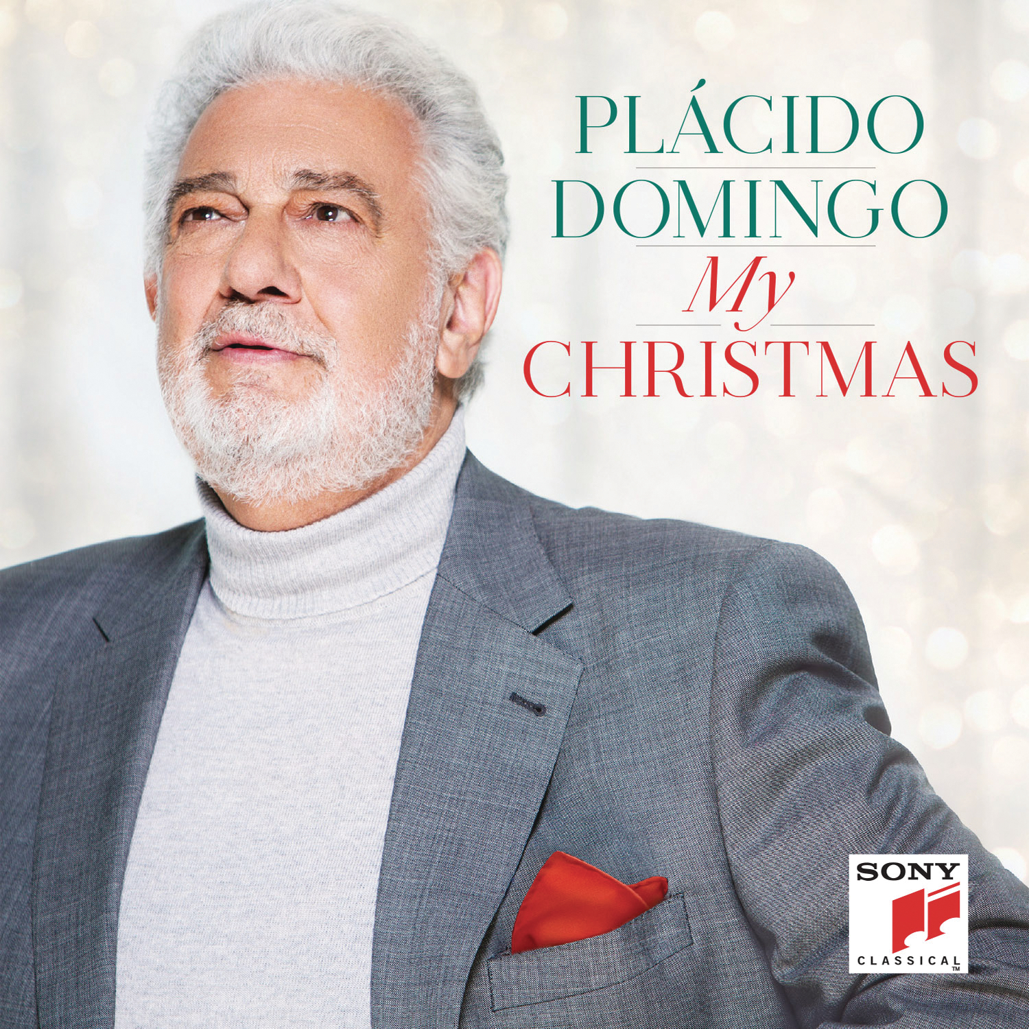 "Placido Domingo Returns With ""My Christmas"" His New Album for the Holidays!"