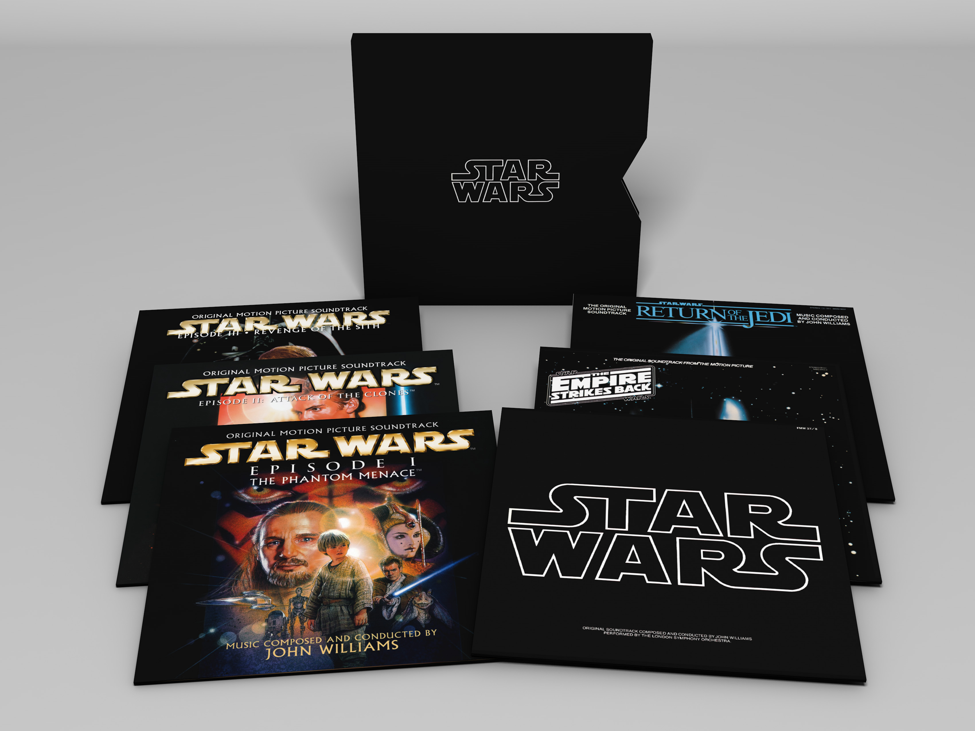 Meet the Star Wars Audio Engineer Masterminds & Vinyl Box Unboxing | Talks at Google Exclusive