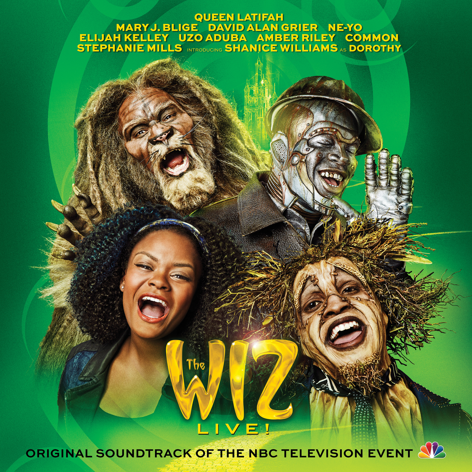 The Wiz LIVE! Original Soundtrack of the NBC Television Event | Preorder Today