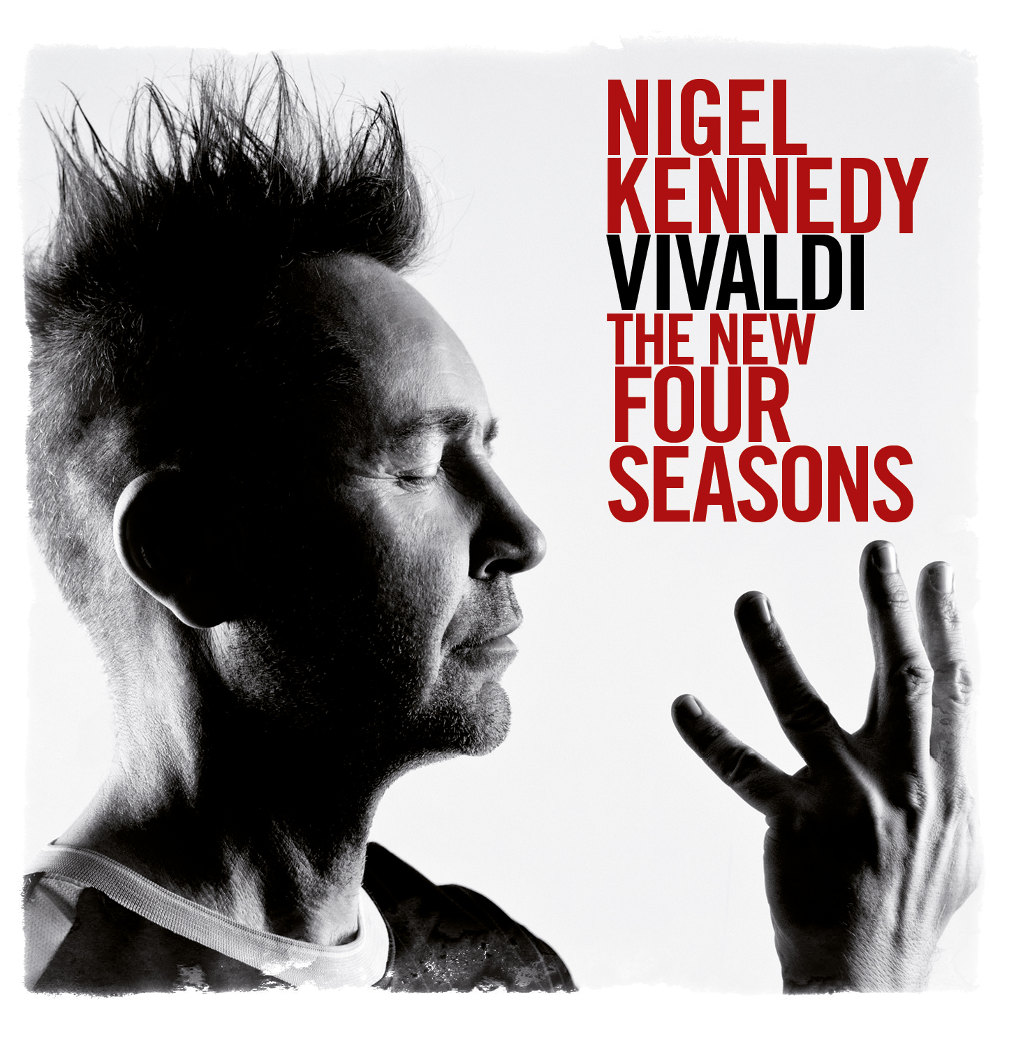 """Preorder Nigel Kennedy's """"Vivaldi: The New Four Seasons"""" Today For """"Summer, Presto"""" Instant Track Download"""
