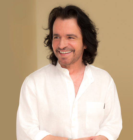 "YANNI RELEASES ""THE DREAM CONCERT: LIVE FROM THE GREAT PYRAMIDS OF EGYPT"""