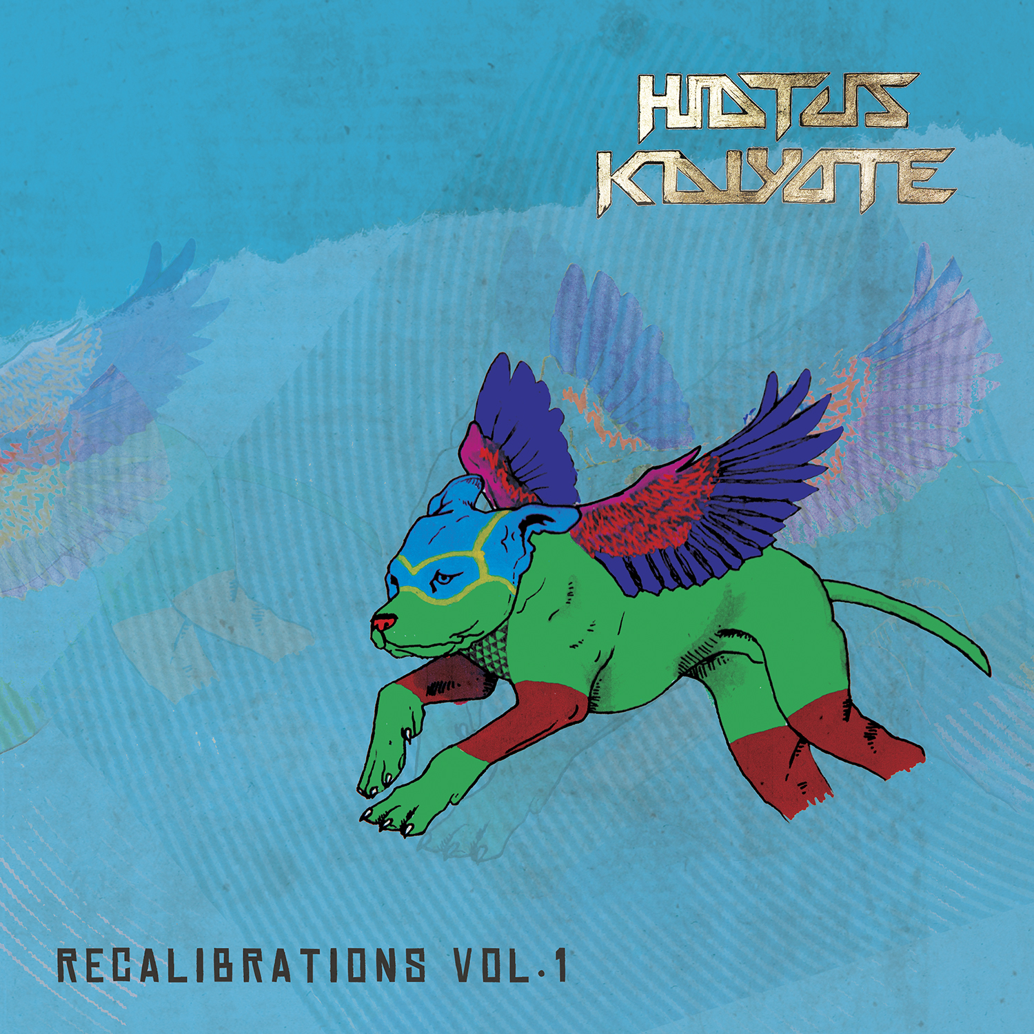 HIATUS KAIYOTE NEW EP – RECALIBRATIONS VOL. 1 VINYL FEATURING TAYLOR MCFERRIN, ANDERSON PAAK & VIKTER DUPLAIX OUT TODAY Image