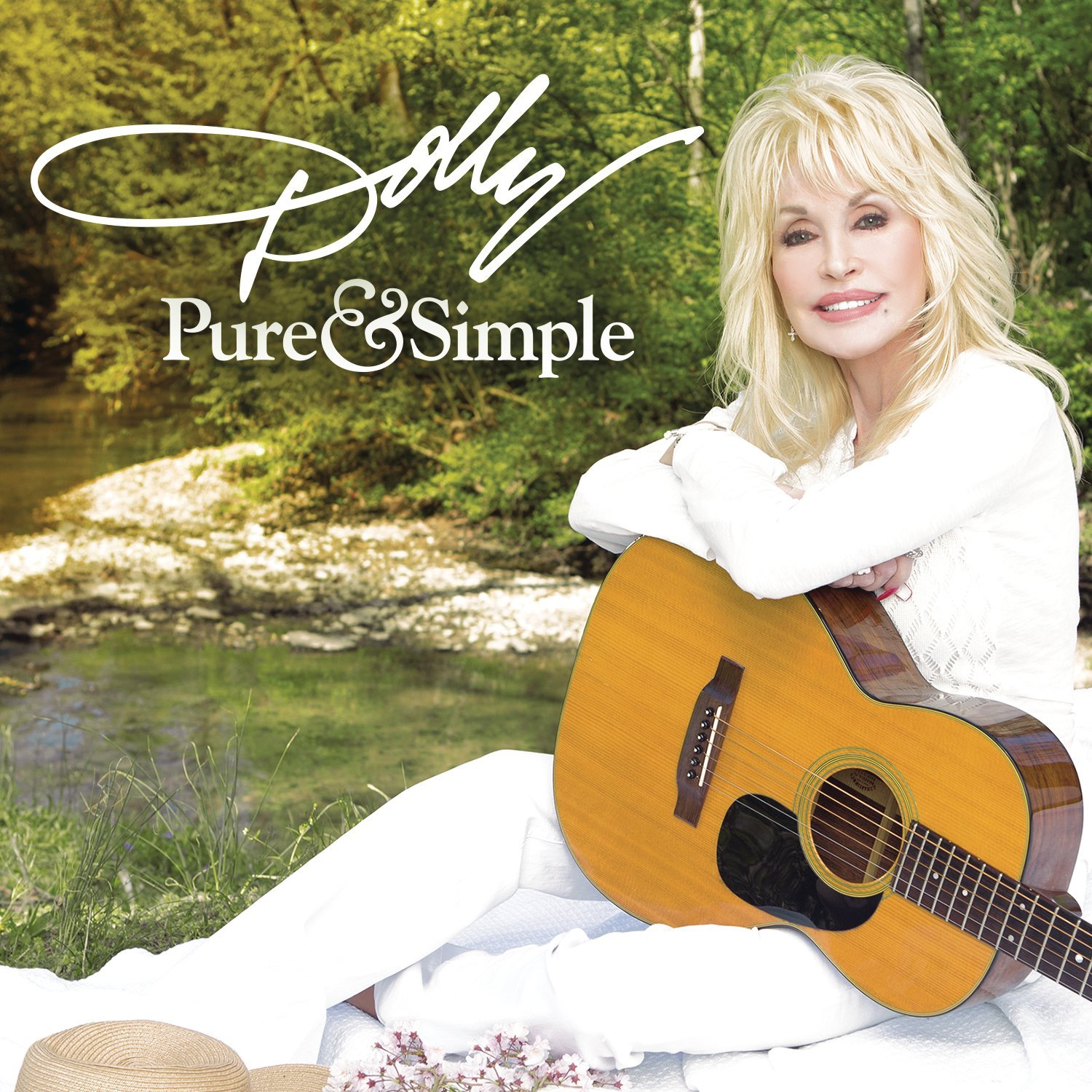 Dolly Parton's New Album 'Pure & Simple' is Out Now!