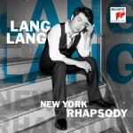 Lang Lang New York Rhapsody Album Cover