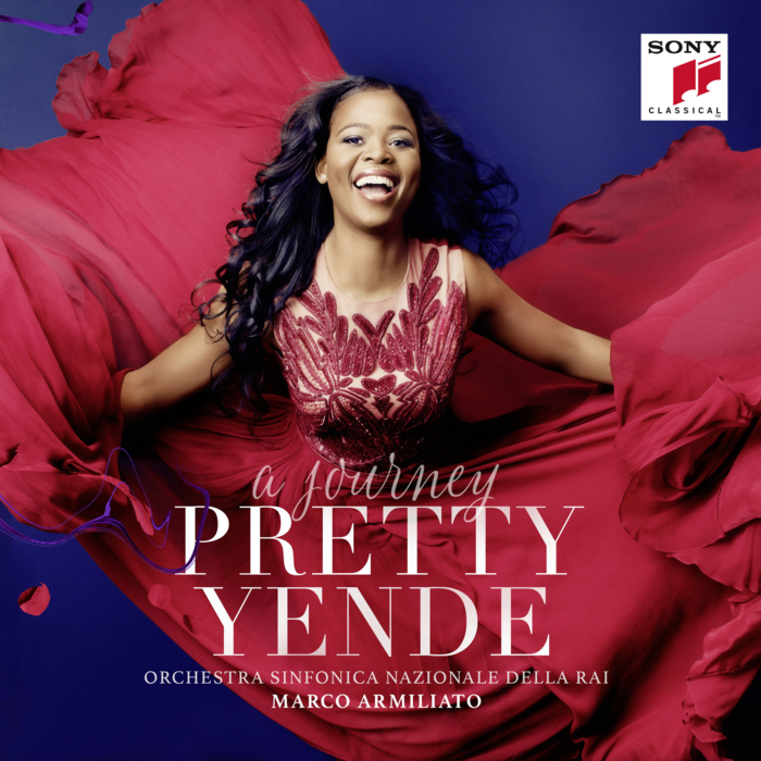 "Brava To Soprano Pretty Yende! Her new album ""A Journey"" Is Out Now"
