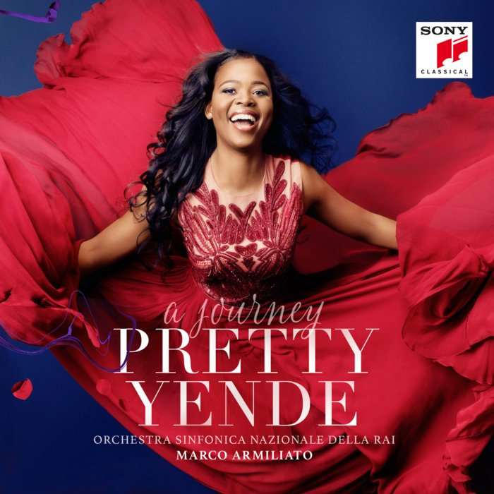Meet South African soprano, Pretty Yende, a rising star with a modern faity-tale story | A Journey Out September 16 on Sony Classical