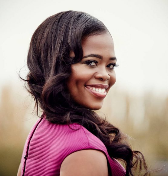 "Brava to Pretty Yende with the release of her new album ""A Journey""!"