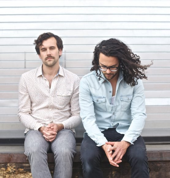 """With Over 8 Million Spotify Streams of """"Spirit Cold"""" Meet Indie/Folk Duo Tall Heights"""