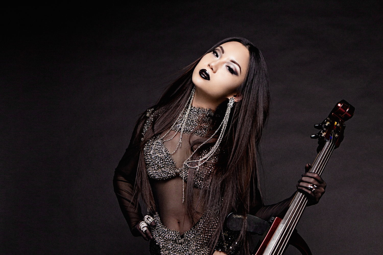 Welcome to the Sony Music Masterworks Family, Cellist Tina Guo!
