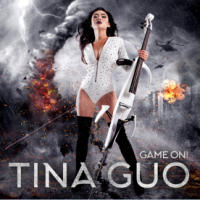 Tina Guo Releases New SKYRIM Video and Album GAME ON! Out Today! Image