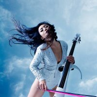 "Tina Guo thrills in her new cello rendition of ""Skyrim"" taken from Final Fantasy 