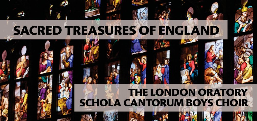The London Oratory Schola Cantorum Boys Choir
