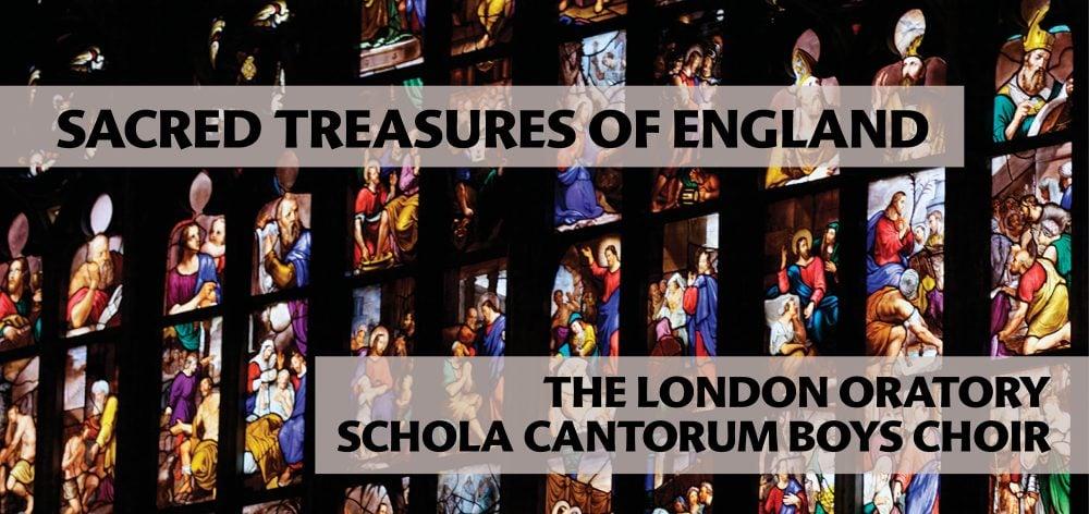 The London Oratory Schola Cantorum Boys Choir