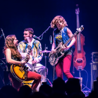 Welcome The Accidentals to the Sony Music Masterworks Family!