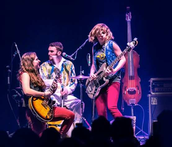 Welcome folk-rock band The Accidentals to the Sony Music Masterworks Family!